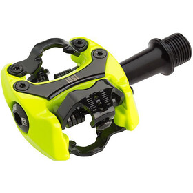 iSSi Flash II Pedale hi-vis yellow